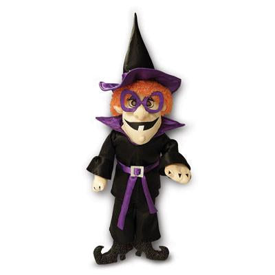 Boogie Woogie Witch Musical Plush Door Hanger, [Premier Gifts and Balloons], Home Decor, Premier Gifts 'n Balloons