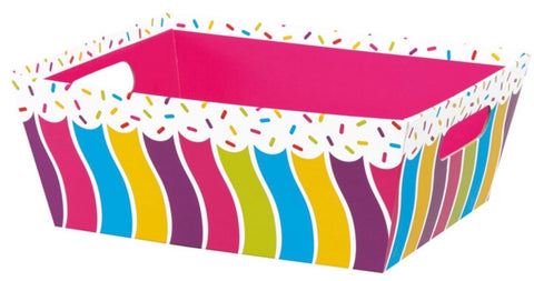 Candy Sprinkles Gift Tray-Large, [Premier Gifts and Balloons], Packaging, Baskets, Premier Gifts 'n Balloons