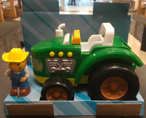 My First Vehicle Farm Tractor, [Premier Gifts and Balloons], Novelty Item, Premier Gifts 'n Balloons