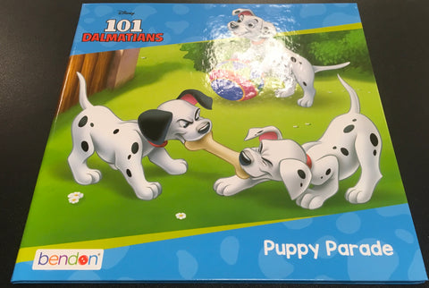 101 Dalmatians Puppy Parade Book, [Premier Gifts and Balloons], Novelty Item, Premier Gifts 'n Balloons