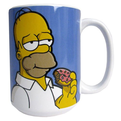 Homer Simpsons Ceramic Mug, [Premier Gifts and Balloons], Drinkware, Premier Gifts 'n Balloons
