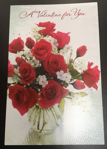 Assorted Valentine's Greeting Cards, [Premier Gifts and Balloons], Stationary, Premier Gifts 'n Balloons