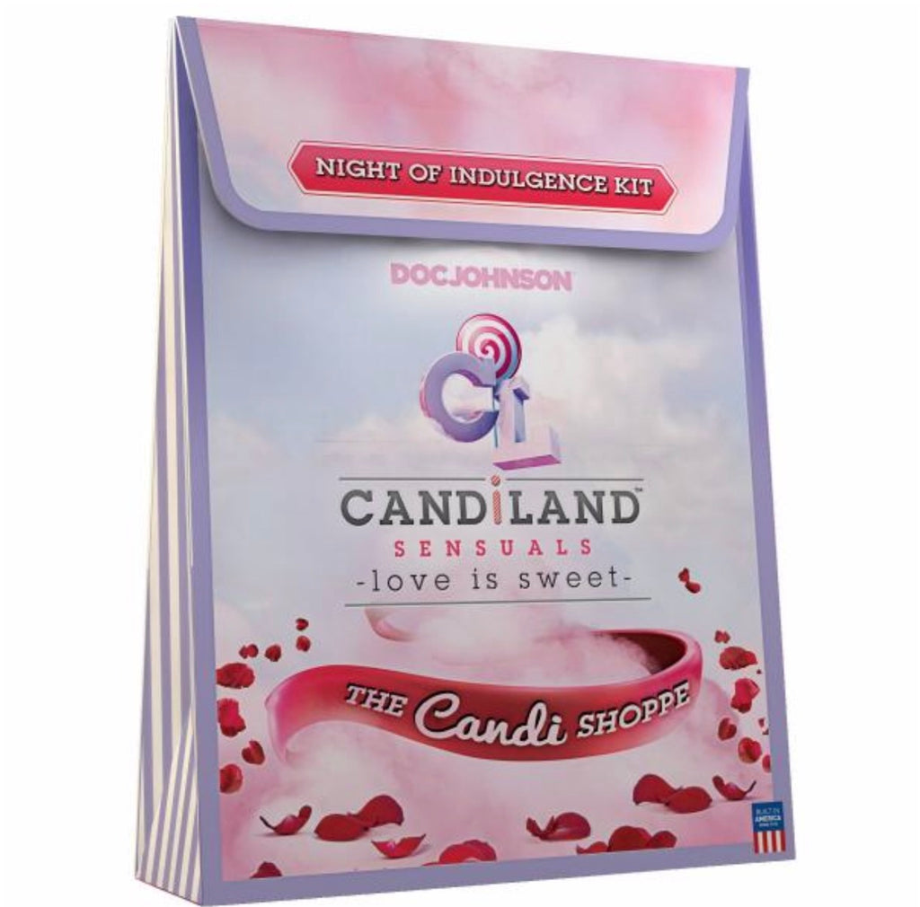 Candiland Night Of Indulgence Kit, [Premier Gifts and Balloons], Novelty Item, Premier Gifts 'n Balloons
