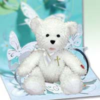 Jordan the Jesus Love You Musical Bear, [Premier Gifts and Balloons], Plush Toys, Premier Gifts 'n Balloons