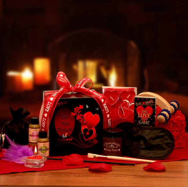The Game of Love Romantic Gift Box