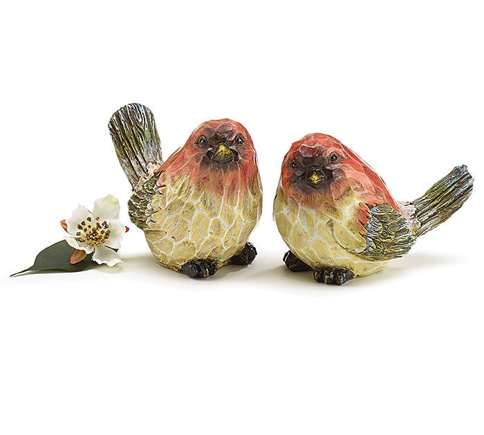 Red Bird Figurines, [Premier Gifts and Balloons], Ceramic Gifts, Premier Gifts 'n Balloons