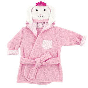 Bunny Baby Animal Face Hooded Robe, [Premier Gifts and Balloons], Premier Baby, Premier Gifts 'n Balloons