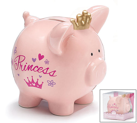Pink Piggy Bank - Premier Gifts n Balloons