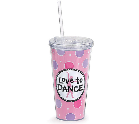 Dance Travel Cup, [Premier Gifts and Balloons], Drinkware, Premier Gifts 'n Balloons