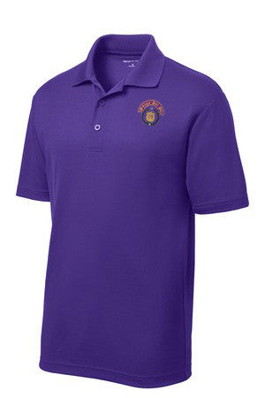 Omega Greek Polo Shirt, [Premier Gifts and Balloons], Greek, Premier Gifts 'n Balloons