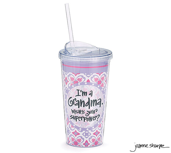 Grandma Travel Cup, [Premier Gifts and Balloons], Drinkware, Premier Gifts 'n Balloons