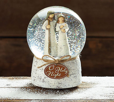 Christmas Snow Globe, [Premier Gifts and Balloons], Home Decor, Premier Gifts 'n Balloons