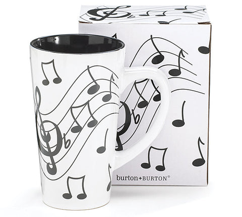 Jazz It Up Mug, [Premier Gifts and Balloons], Drinkware, Premier Gifts 'n Balloons