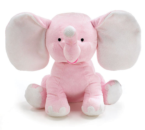 "13"" Sissy Elephant, [Premier Gifts and Balloons], Premier Baby, Premier Gifts 'n Balloons"
