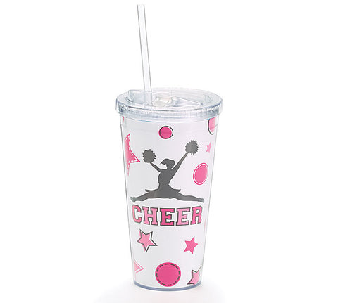 Cheer Travel Cup - Premier Gifts n Balloons
