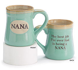 Nana with Message Mug, [Premier Gifts and Balloons], Drinkware, Premier Gifts 'n Balloons