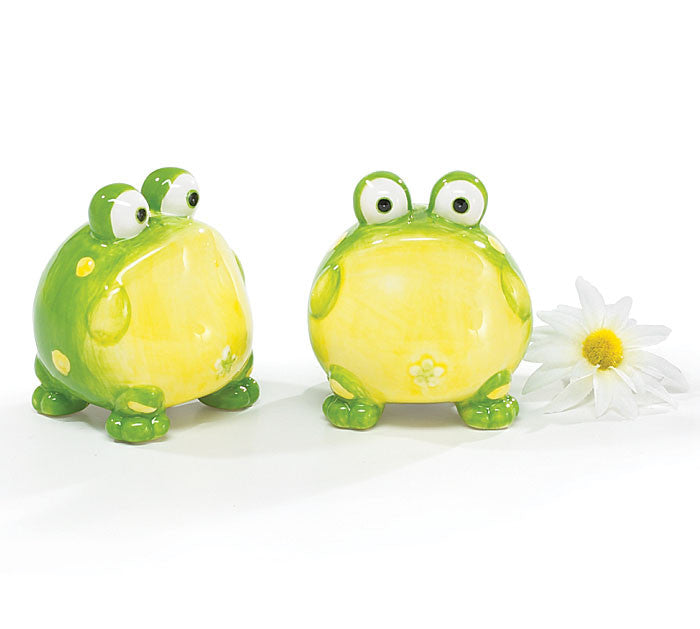 Toby Toad S & P Shakers, [Premier Gifts and Balloons], S & P Shaker, Premier Gifts 'n Balloons