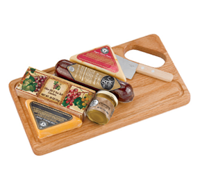 Tuscan Cheese Board, [Premier Gifts and Balloons], Gift Basket, Premier Gifts 'n Balloons