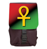 Ankh Backpack, [Premier Gifts and Balloons], Afrocentric, Premier Gifts 'n Balloons