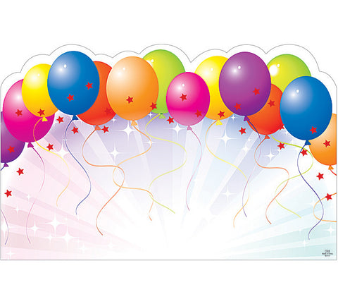 Balloons Enclosure Card, [Premier Gifts and Balloons], Stationary, Premier Gifts 'n Balloons