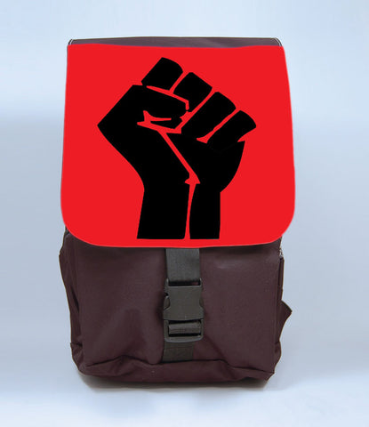 Black Power Backpack, [Premier Gifts and Balloons], Afrocentric, Premier Gifts 'n Balloons