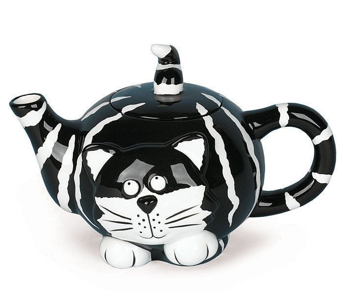 Chester Cat Teapot, [Premier Gifts and Balloons], Teapots, Premier Gifts 'n Balloons