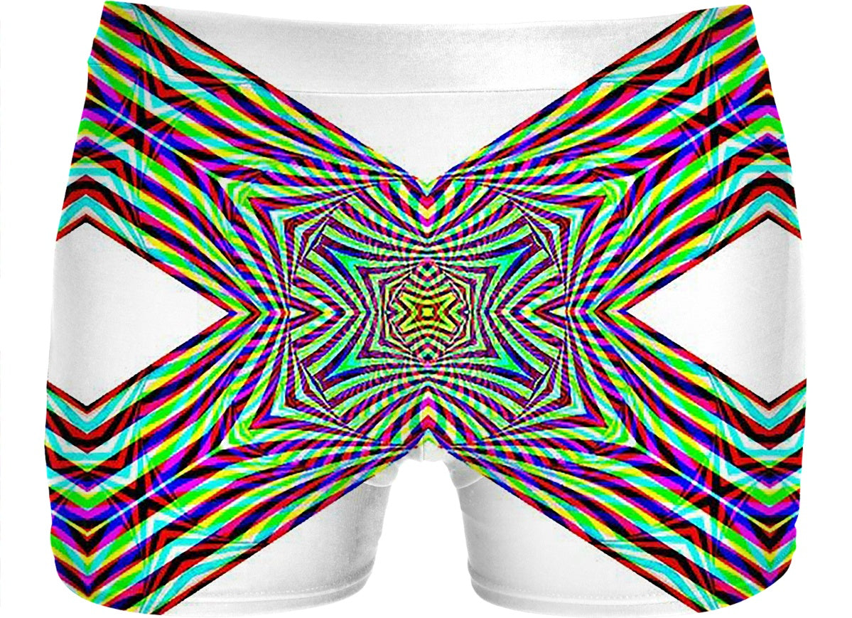 Crystal Cross Rainbow - Luxe Design Underwear