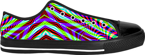 Crystal Rainbow - Luxe Design Sneakers