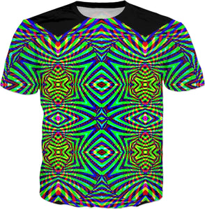 Rainbow Dream - Luxe Design T-Shirt