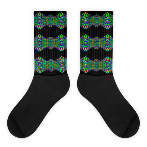 Dark Angel Socks - Dope Design