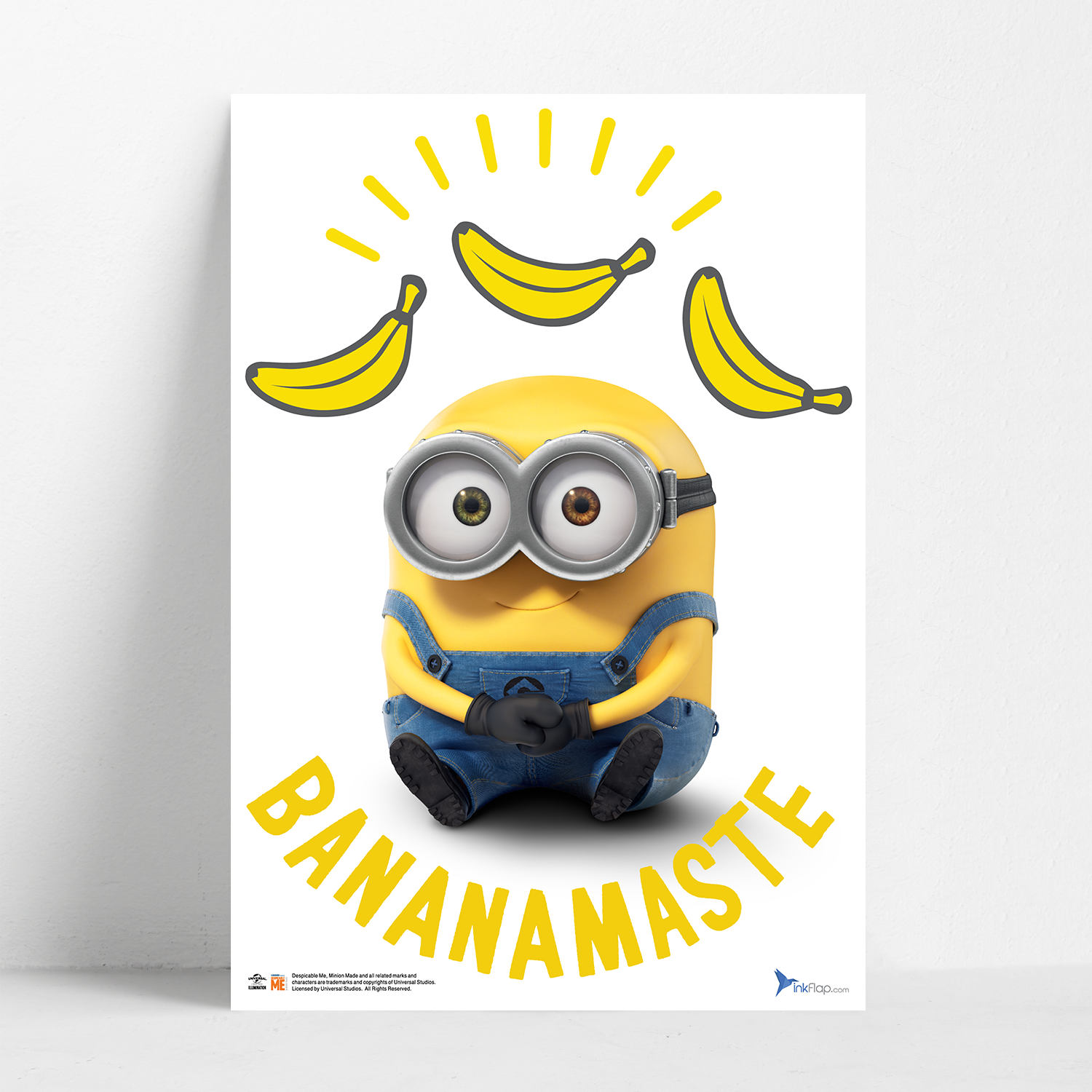 B2 Poster - Bananamaste - Despicable Me/Minions