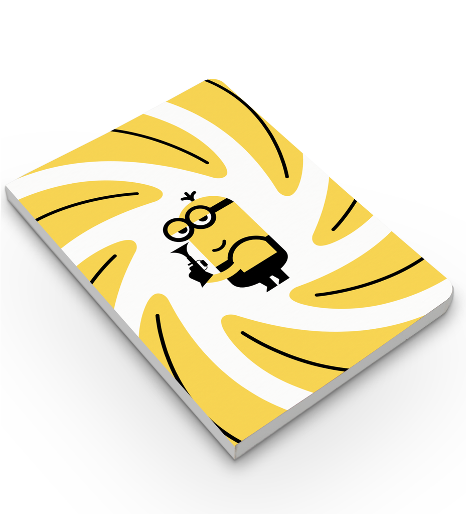 Flapbook Love For Bananas Despicable Meminions Inkflap Store