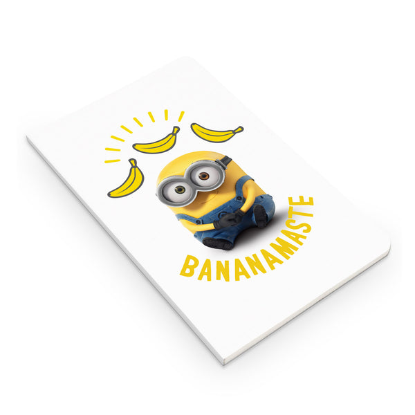 Thin Notebook - Bananamaste - Despicable Me/Minions