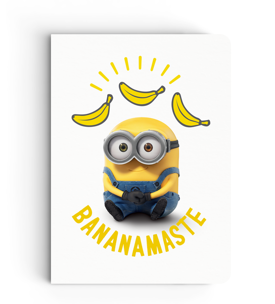 Notebook - Bananamaste - Despicable Me/Minions
