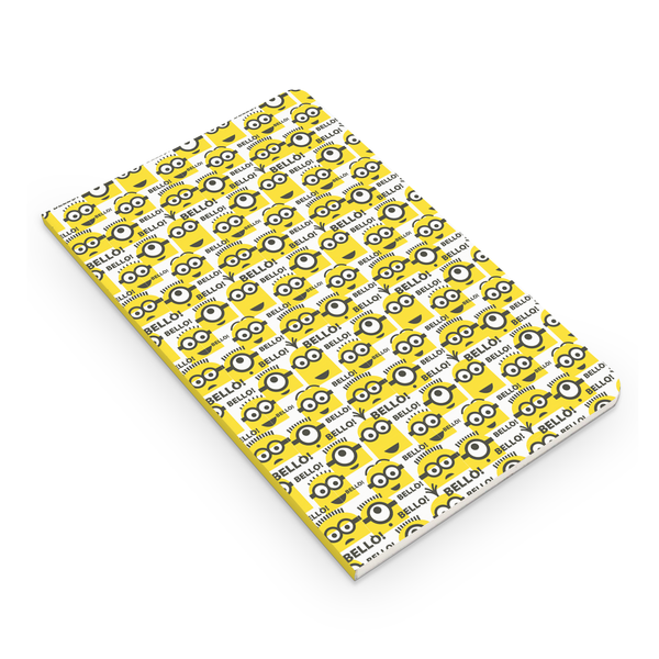 Flapbook Thin - Bello PT - Despicable Me/Minions