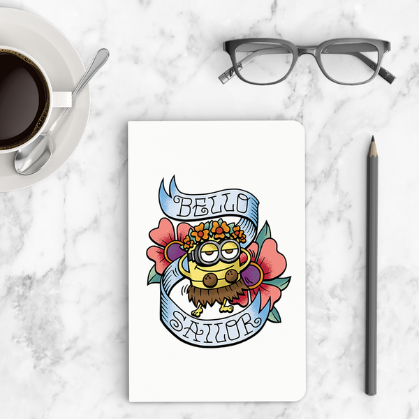 Flapbook Thin - Bello Sailor - Despicable Me/Minions