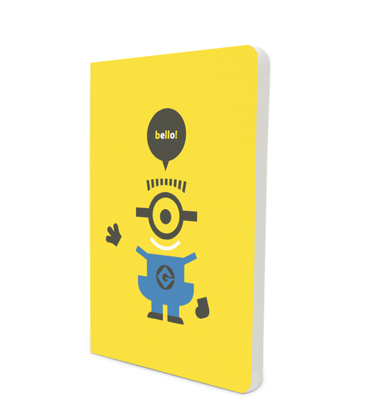 Minions Bello notebook