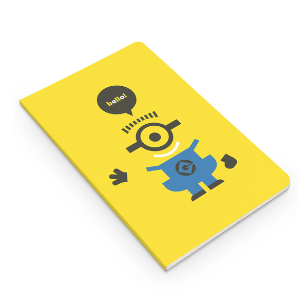 Flapbook Thin - Bello - Despicable Me/Minions