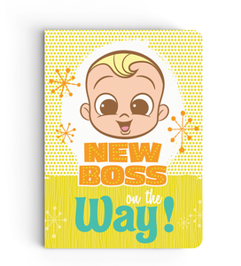 Flapbook - On The Way - Boss Baby