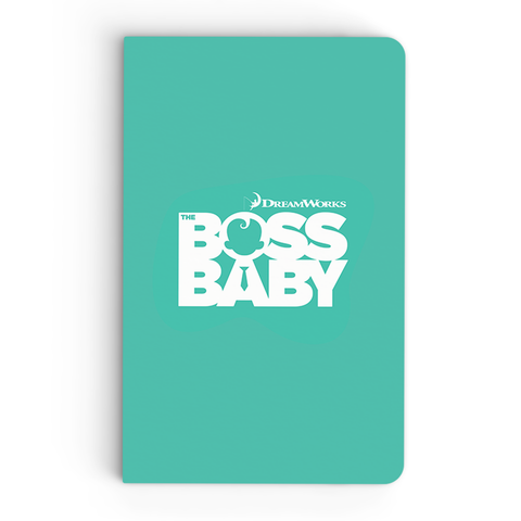 Thin Notebook - Official Boss Baby - Boss Baby