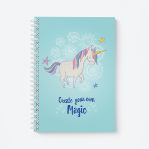 Create Your Magic - Wiro Notebook