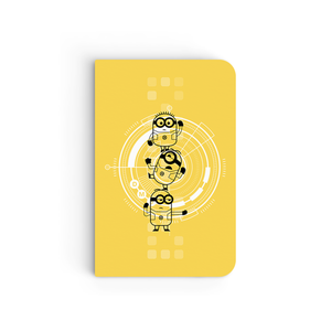 Flapbook Mini - Minions Flat Stack - Despicable Me/Minions