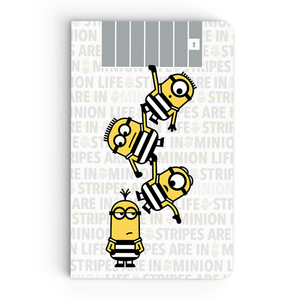 Thin Notebook - Break Out - Despicable Me/Minions