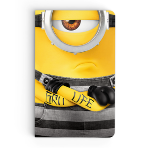 Thin Notebook -  Bob Gru Life - Despicable Me/Minions
