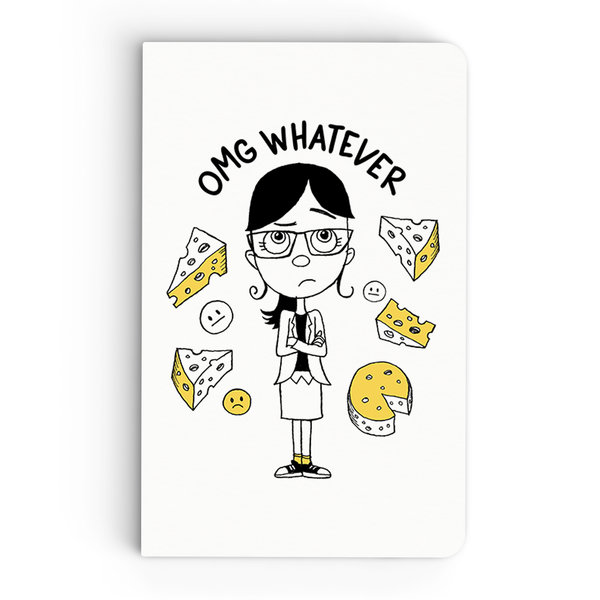 Thin Notebook - OMG Whatever - Despicable Me/Minions