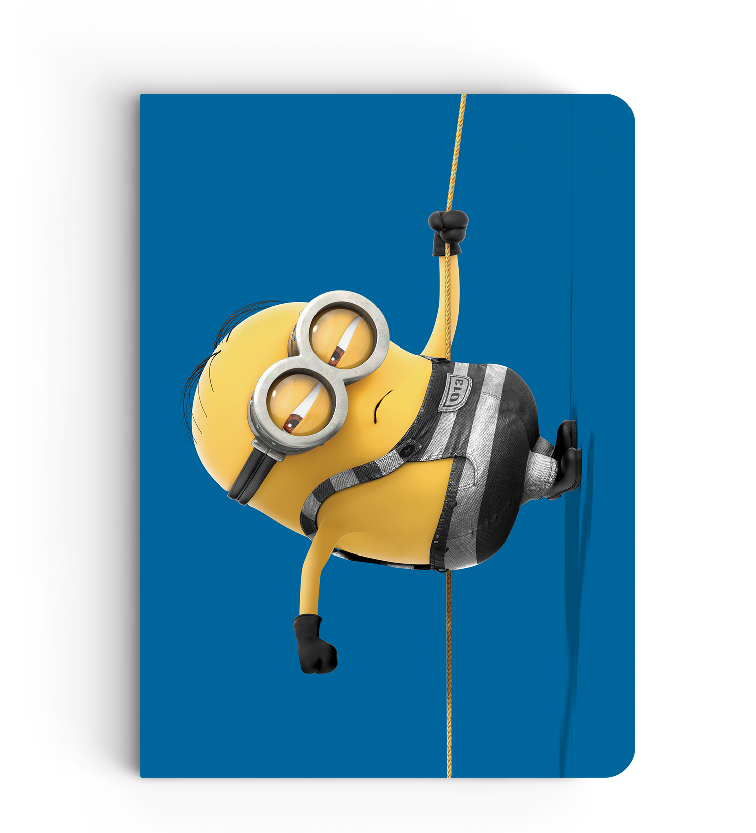 Notebook - Breaking Out Dave - Despicable Me/Minions