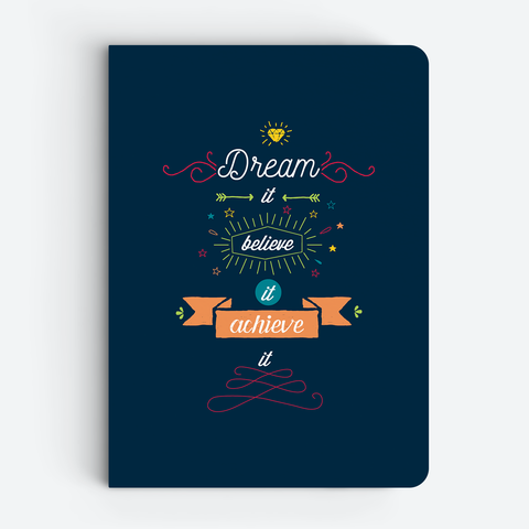 Dream It - Quote Notebooks