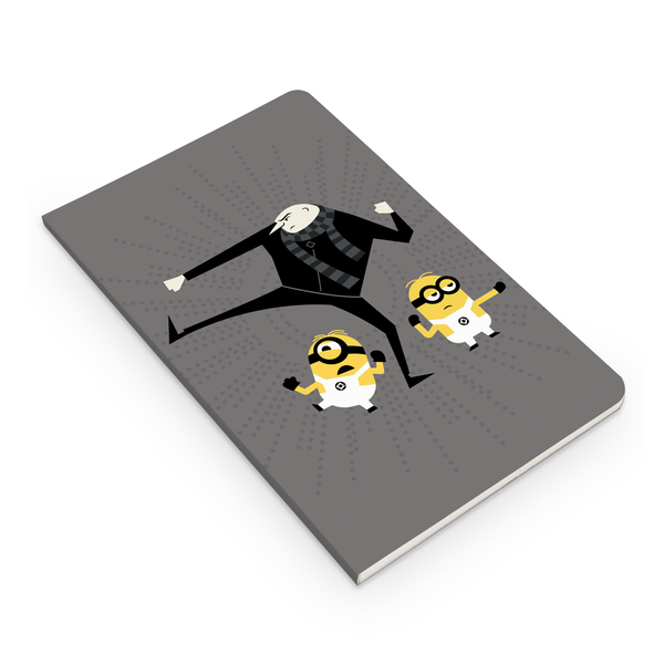 Flapbook Thin - Dru Break In - Despicable Me/Minions