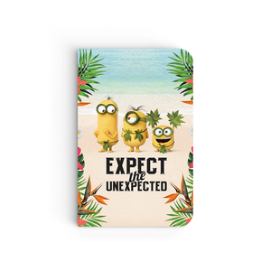 Flapbook Mini - Expect the Unexpected - Despicable Me/Minions