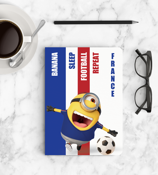 Limited Edition Notebook - France - Despicable Me/Minion
